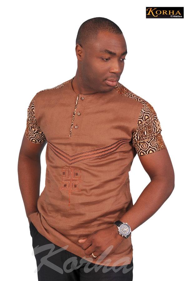model de pagne africain pour homme